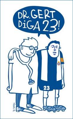 Doctor Gert diga 23!