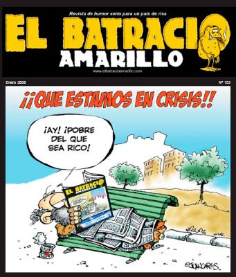El Batracio Amarillo