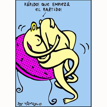 Salón de humor erótico en Cuba