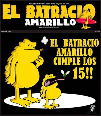 El Batracio Amarillo (15 años)
